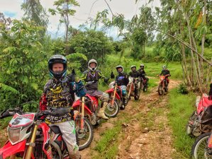 3 Day Enduro Guided Motorcycle Tour in Pattaya, Thailand