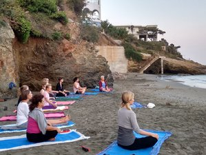 8 Days Women's Wellbeing Yoga Retreat in Greece