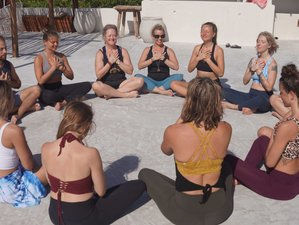6 Tage Sky Above, Earth Below, Peace Within Yoga Retreat mit Workshops in Georgioupolis