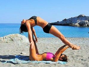 7 Days Yoga Retreat in Folegandros Island, Greece