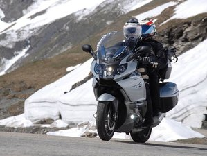 8 Day in The Pyrenees Guided Motorcycle Tour in France and Andorra