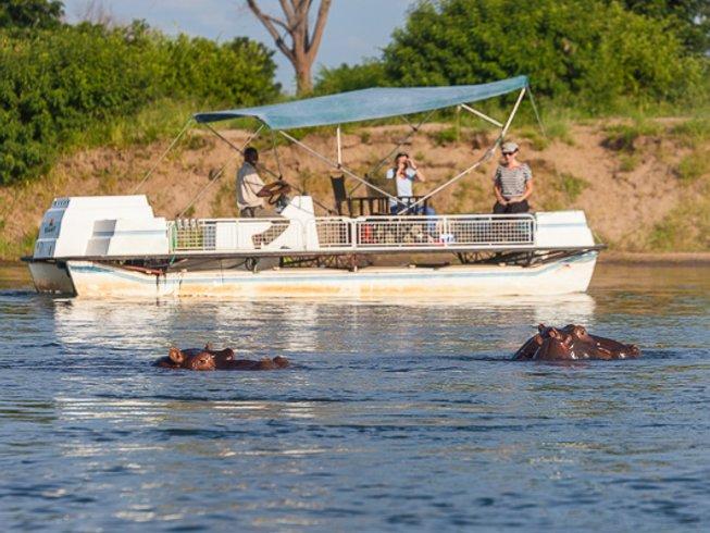 14 Days Awesome Safari in Zambia