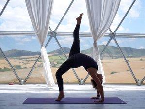 8 jours en retraite magique de yoga et méditation en Andalousie, Espagne