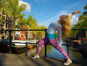 23 Days 200hr Hot Yoga Teacher Training in Netherlands
