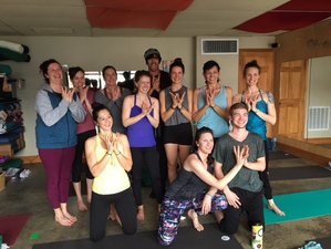 17 Day 200hr In Person Yoga Alliance Approved Vinyasa Yoga Teacher Training in The Dalles, Oregon