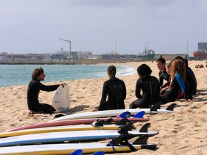 2 Days Wonderful Surf Camp in Lisbon Area, Portugal