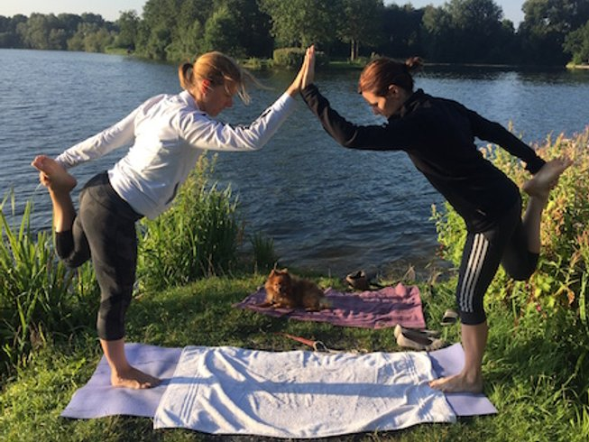 3 Days Yoga Retreat in Amsterdam, The Netherlands