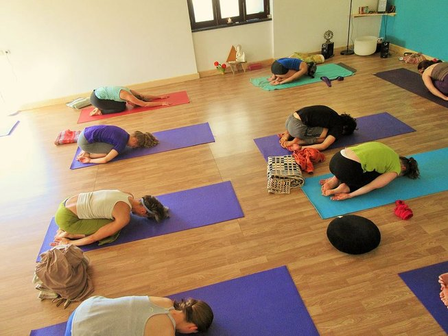 8 Days Intensive Yoga and Surf Experience in Ericeira, Portugal