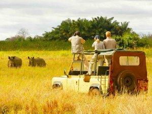 3 Days Memorable Safari in Taita Hills Wildlife Sanctuary, Kenya