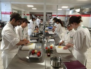 8 Day Cooking and Pastry Course in France on Plated Desserts Plus Fish and Sauce in Agde, Hérault