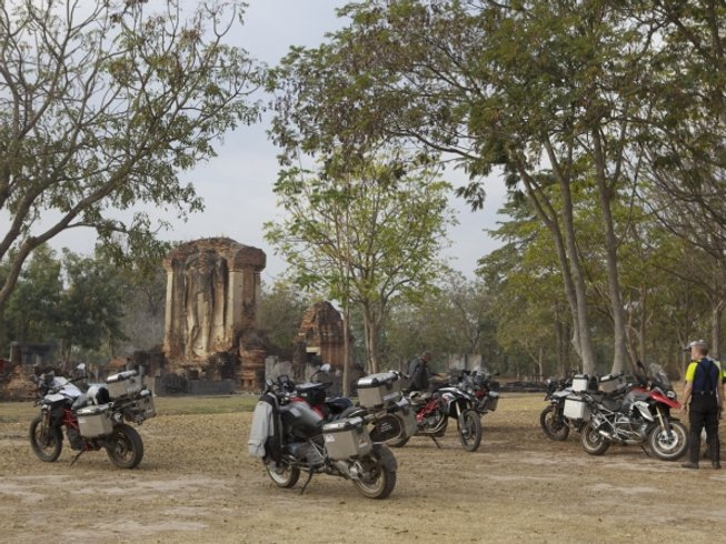 24 Days BMW Motorcycle Tours Thailand and Cambodia