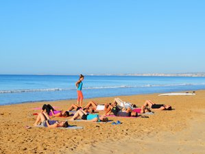 4 Days Yoga Immersion at The Beach in Ragusa, Italy