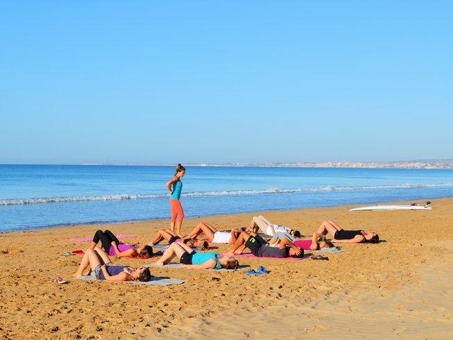 4 días vacaciones de yoga y kitesurf en Ragusa, Italia