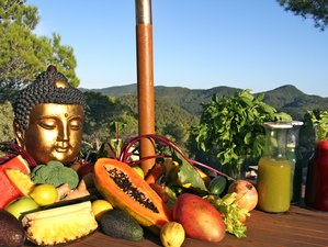 7 Days Re-Awake Detox and Yoga Retreat in Spain