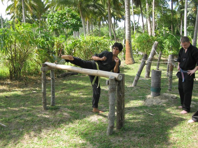 4 Weeks Ultimate Martial Arts, Fitness, Detox, Life Coaching, Yoga Retreat in Koh Samui, Thailand