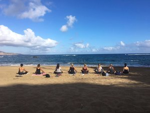 8 Day Surf and Yoga Holiday in Gran Canaria, Canary Islands