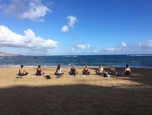 8 Tage Surf und Yoga Urlaub auf Gran Canaria, Kanaren
