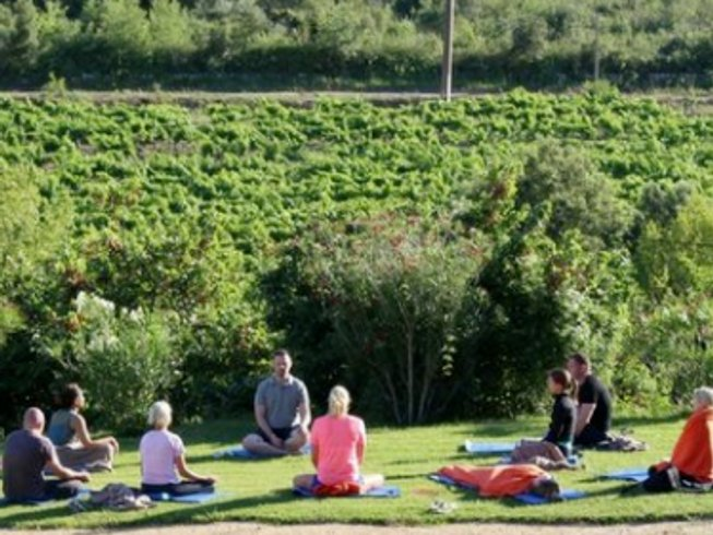 7 Days Yoga Detox Retreat in France
