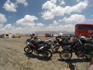 11 Day Budget-Friendly Guided Motorcycle Tour From Lima to Cusco, Peru