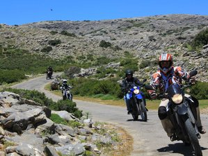 8 Day Motoweek Guided Motorcycle Tour in Crete, Greece