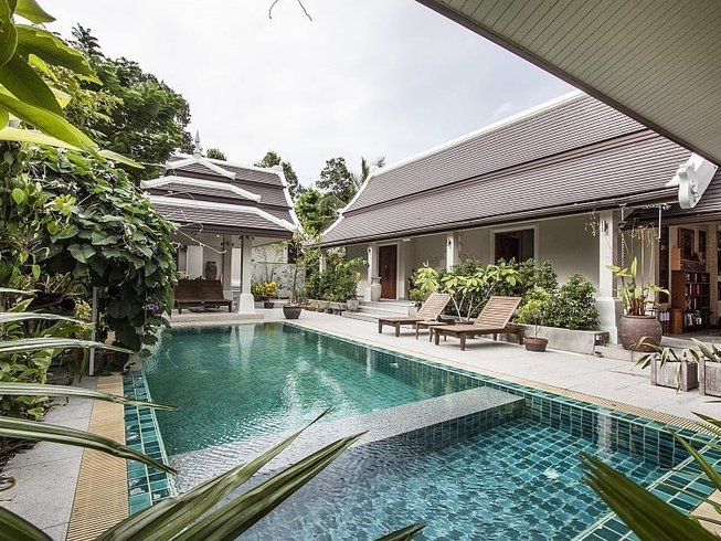 22 Tage Zen Fit Yoga Urlaub auf Koh Samui, Thailand