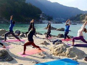 20 días de viaje a India con clases de yoga y meditación