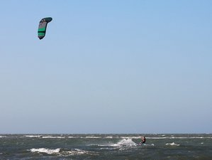 6 Days Beginner and Intermediate Kitesurf Camp in Ceará, Brazil