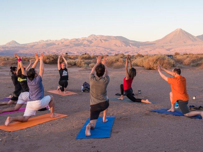 4 Days Astronomy and Yoga Retreat in Atacama Desert, Chile