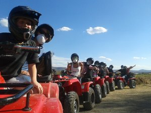 2 Day Guided ATV Tour and Canyon Adventure Around Guanajuato