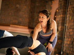22 Day 200-Hour Ashtanga Vinyasa Yoga Teacher Training and Yoga Anatomy in Liverpool