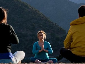 4 Days ´Body & Mind Awareness´ Yoga Holiday in the Atlas Mountains, Morocco
