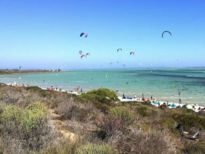 9 Day Stay and Kite - Advanced Kite Surfing Instructor Lesson Camp for 6 in Langebaan