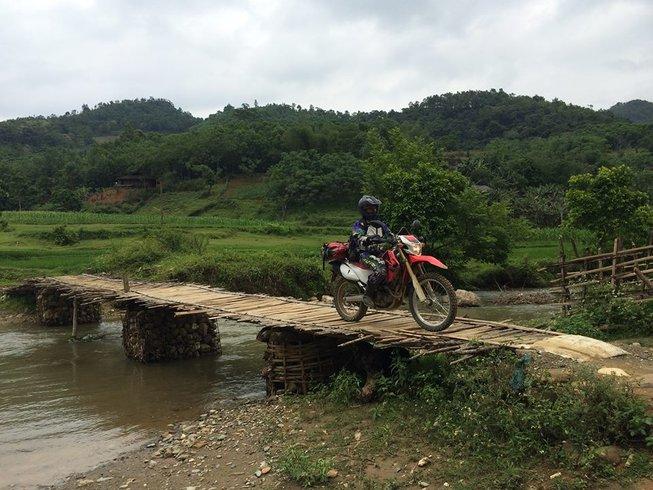 9 Days Adventurous Northeast Motorbike Tour Vietnam