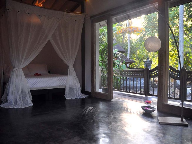 7 Tage Kraft durch Yoga Retreat in Bali, Indonesien