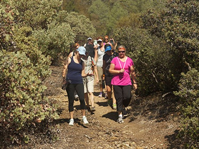 3 Days Early Fall Hiking, Wine and Yoga Retreat in California