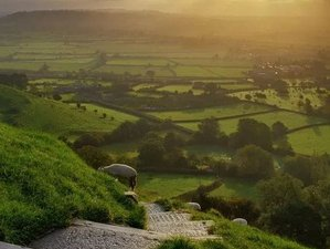 4 Day Local Sacred Sites and Wellbeing Meditation Retreat in Glastonbury, Somerset