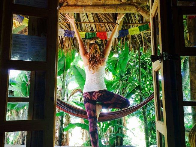 14 Tage Traditionelles Hatha Yoga Retreat am Lago de Atitlán, Guatemala