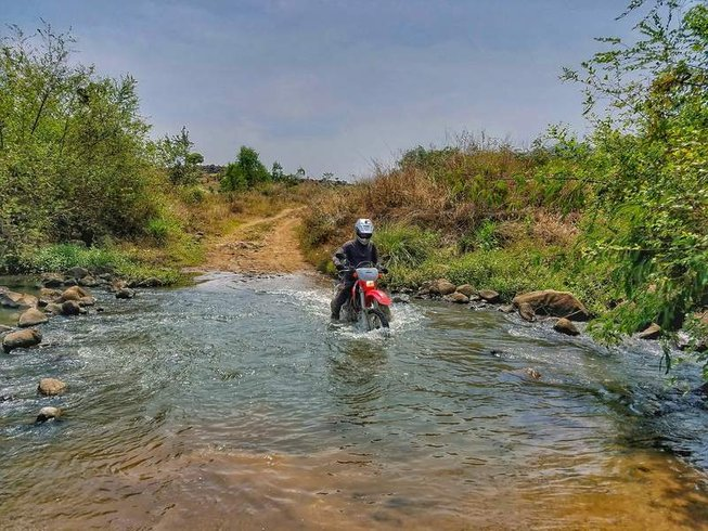 5 Days Off-road Motorcycle Tour in Mekong, Vietnam