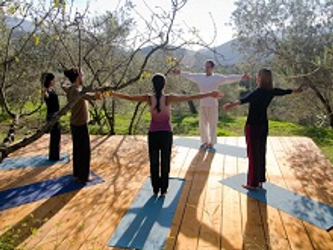 6 Days New Year Yoga Retreat in Spain