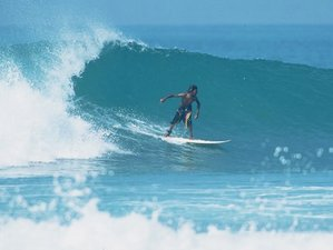 4 Day Surf School Package in Wewala, Hikkaduwa