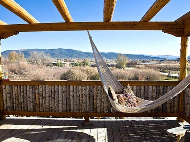 11 días de retiro de yoga en Nuevo México, Estados Unidos