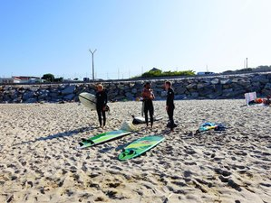4 Day Maceda Surf Camp in Porto, Aveiro