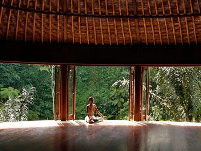6 Days Bali Yoga Retreat in Bali, Indonesia