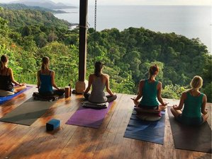 8 Days Yoga Retreat in Montezuma, Costa Rica