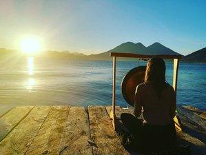 8 Days Awaken Creation Yoga, Permaculture, and Creativity Retreat in Tzununa, Guatemala