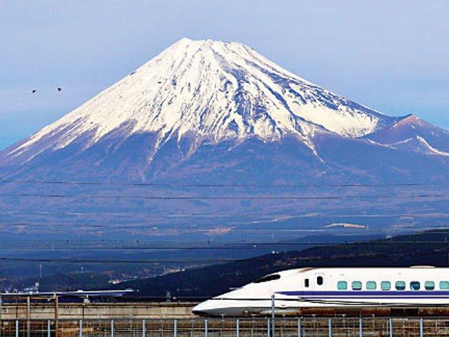 13 Days Culture, Tea and Food Tour Japan