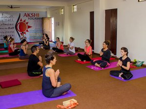 31 Days 300-Hour Yoga Teacher Training in Rishikesh, India