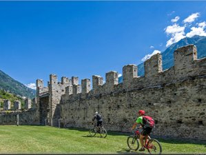5 Days Valtellina Self-Guided Cycling Holiday in Grosotto, Italy