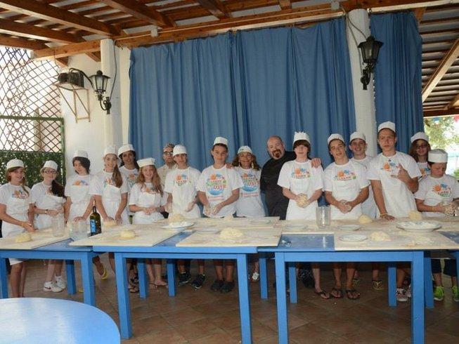 2 Weeks Italian Food and Fun Summer Camp for Juniors