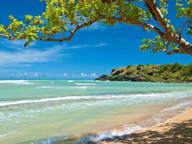 6 días retiro de yoga con sentido en Utuado, Puerto Rico